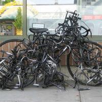 Warum ich mein Fahrrad niemals abschließe
