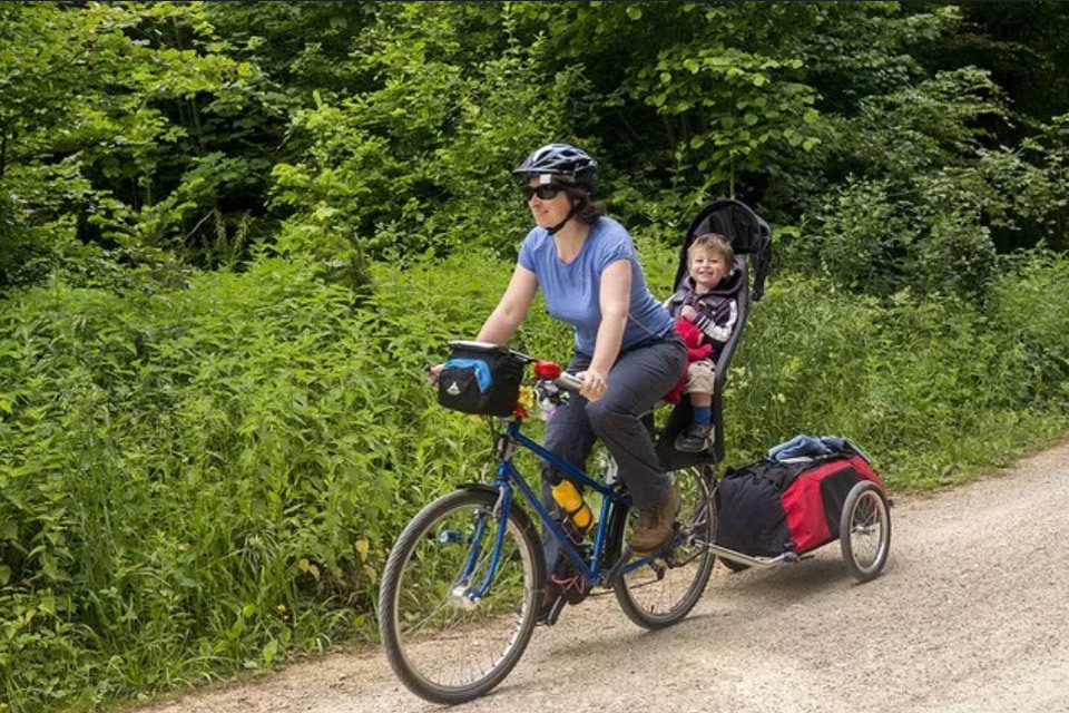 Bicycle Travelling with Kids
