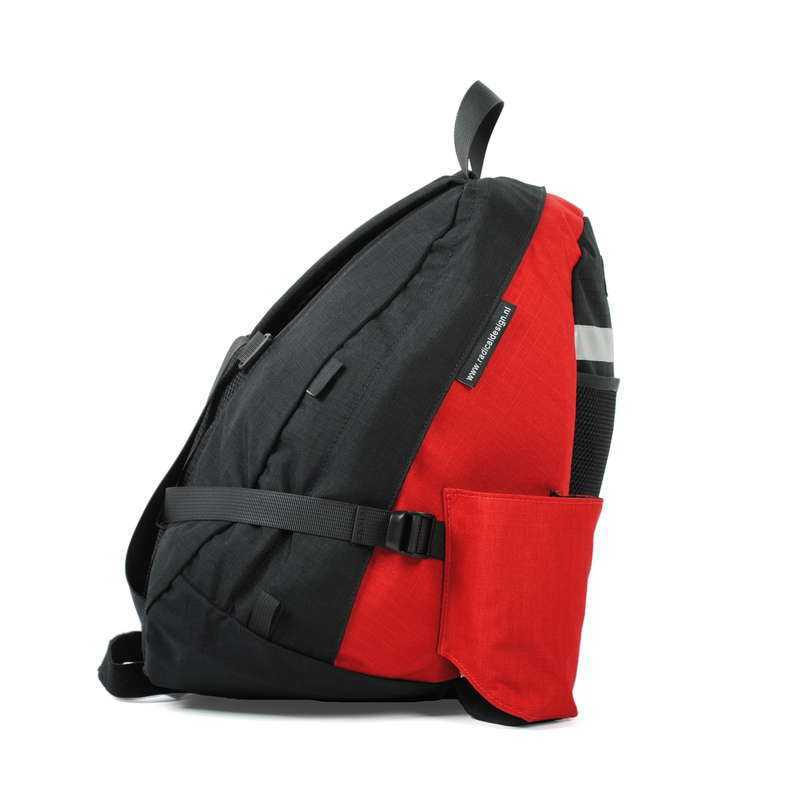 11110Ro Rackbag Backbone Red Recumbentbackpack 3