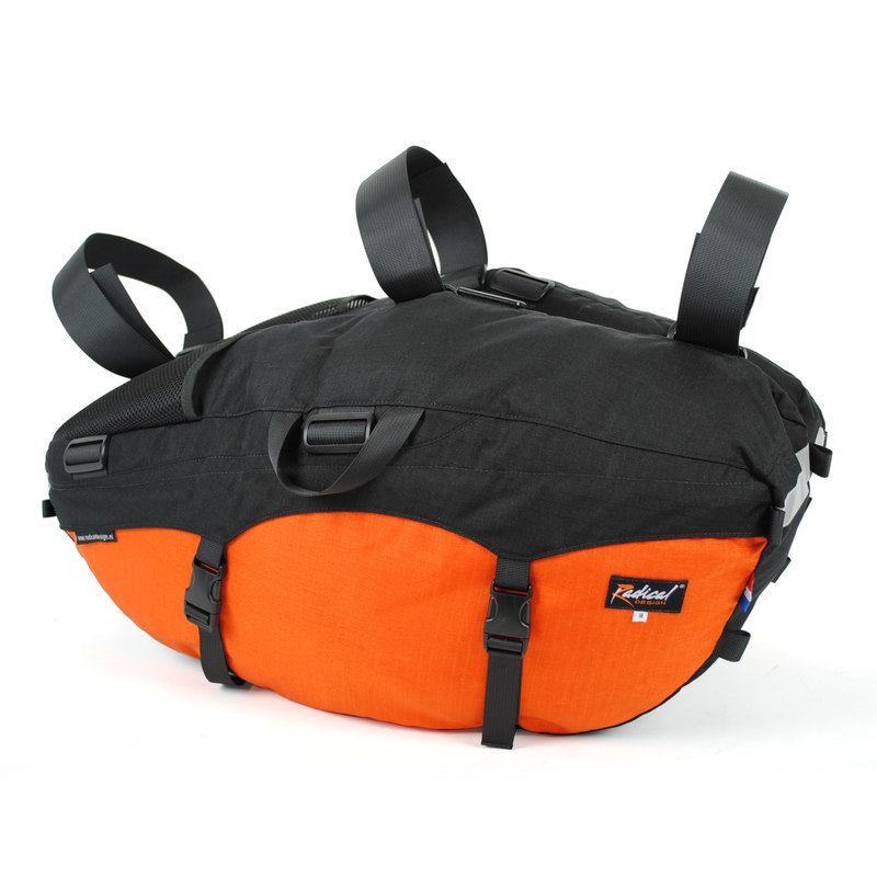 12030Or Banana M Orange Recumbentbag