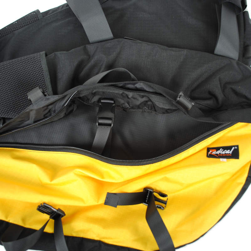 12040 Banana L Recumbentbag Inside