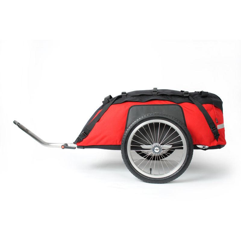 20041 Cyclone4 Trekking Bicycletrailer Side