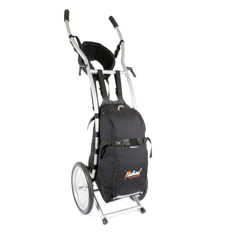 Wheelie V Traveller HD Wanderanhänger