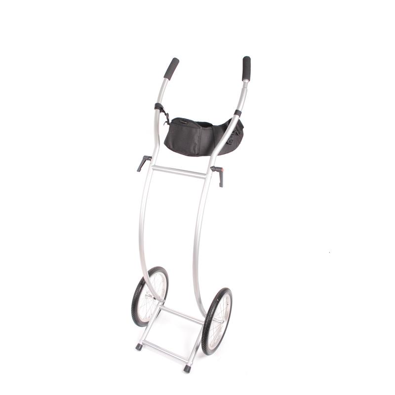Wheelie V Skeleton Wanderanhänger