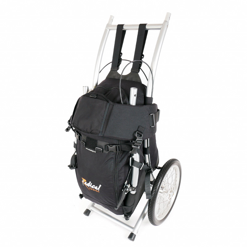 21056 wheelie5 traveller HD braked walkingtrailer 5