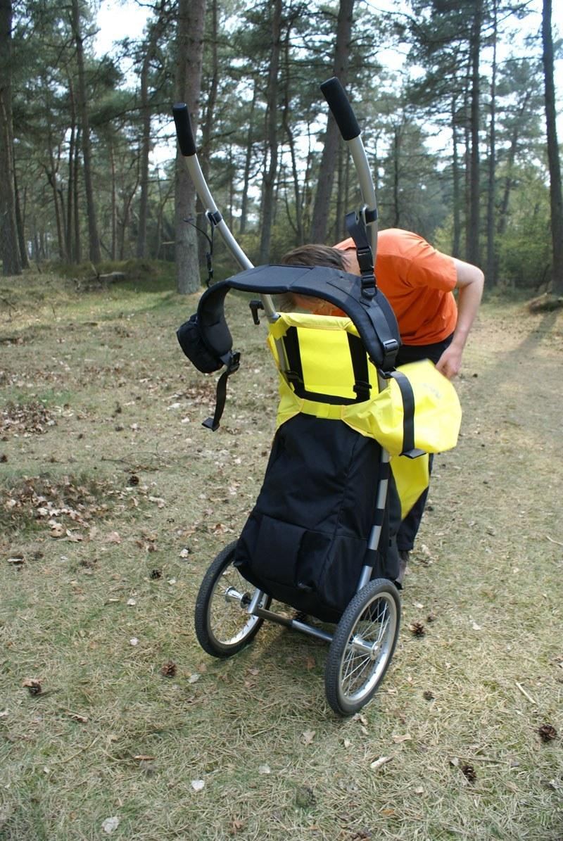21207 Rain Cover Wheelie4 Walkingtrailer 4