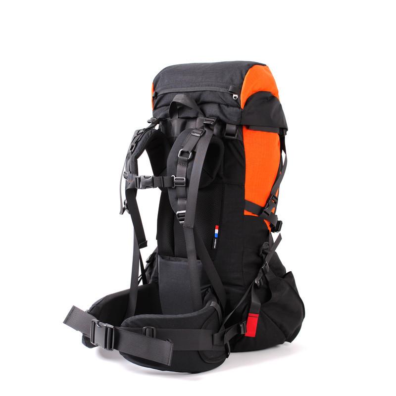 30002 Pulsar60 Expedition Backpack Orange Backpack