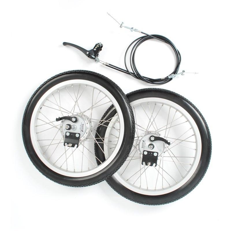 Brems Umwandlungset Wheelie IV-V