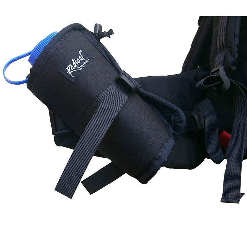 Hip Holster For Backpack Attached