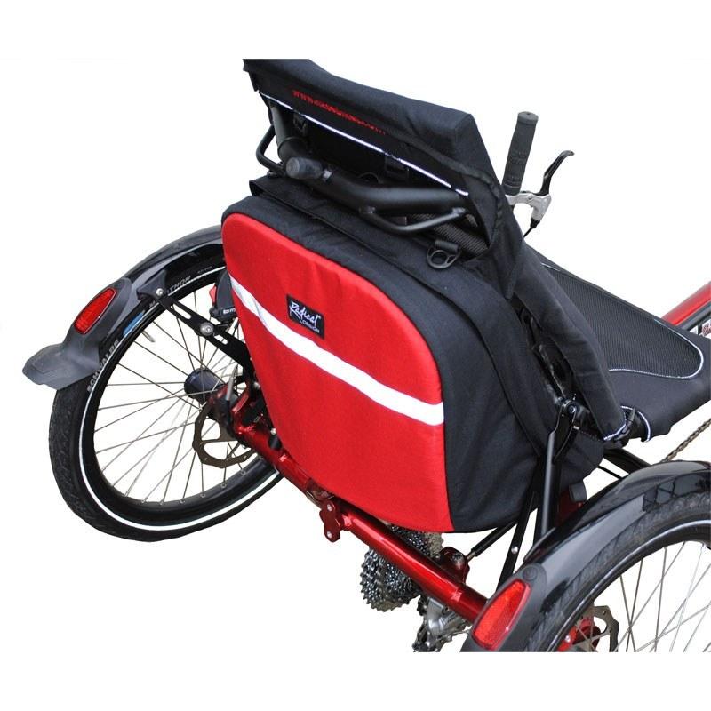 Kettwiesel Recumbent Bag On Seat