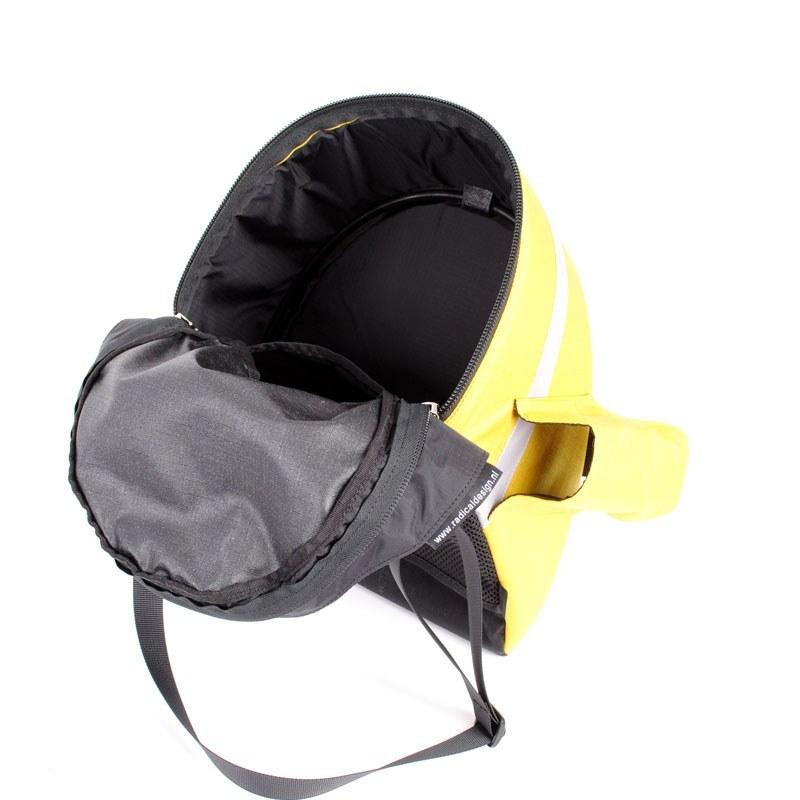 Solo Aero Wide Recumbent Bag Inside