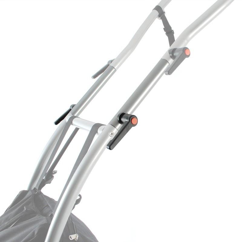 Tow Bar Extension Kit For Wheelie Walking Trailer 1