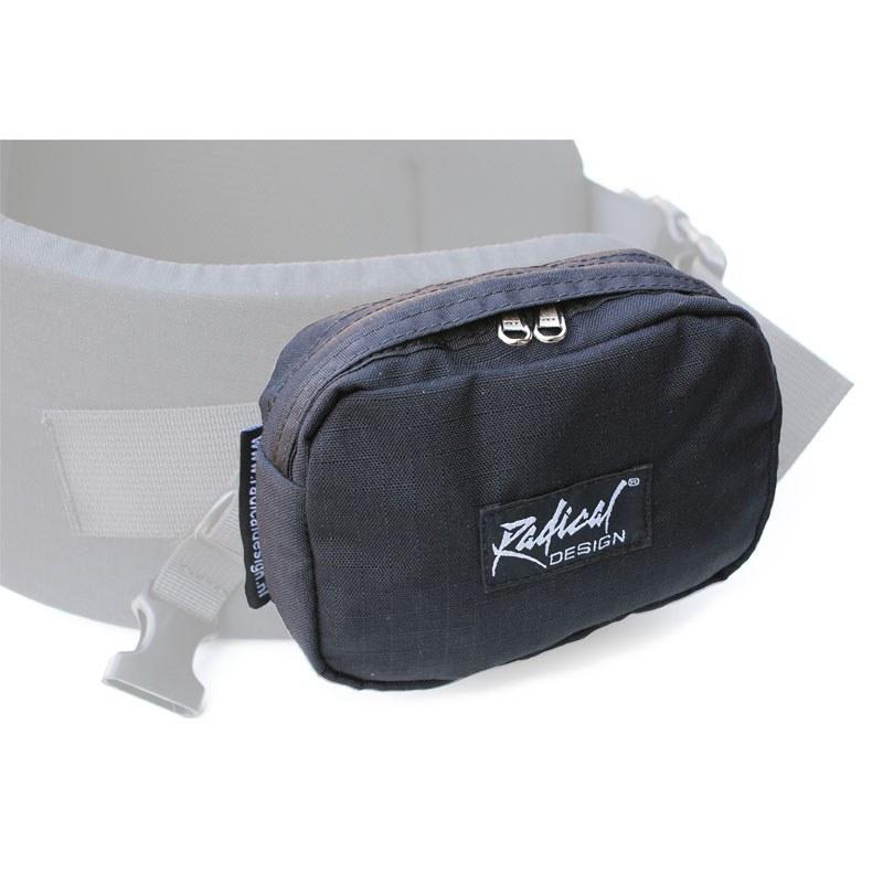 Waist Belt Bag For Backpacks Attached