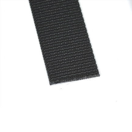 Band 25mm schwarz