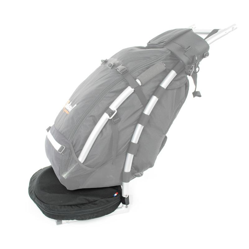 Wheel Bag Wheelie Black 3