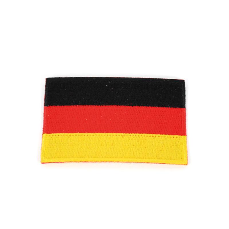 Aufnäherflagge Deutschland