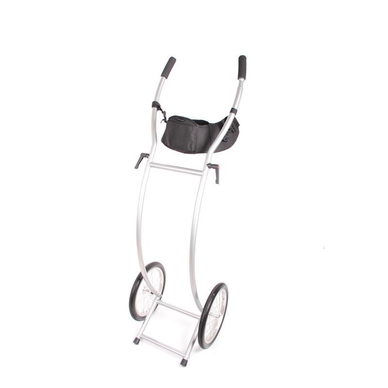 Wheelie V Skeleton