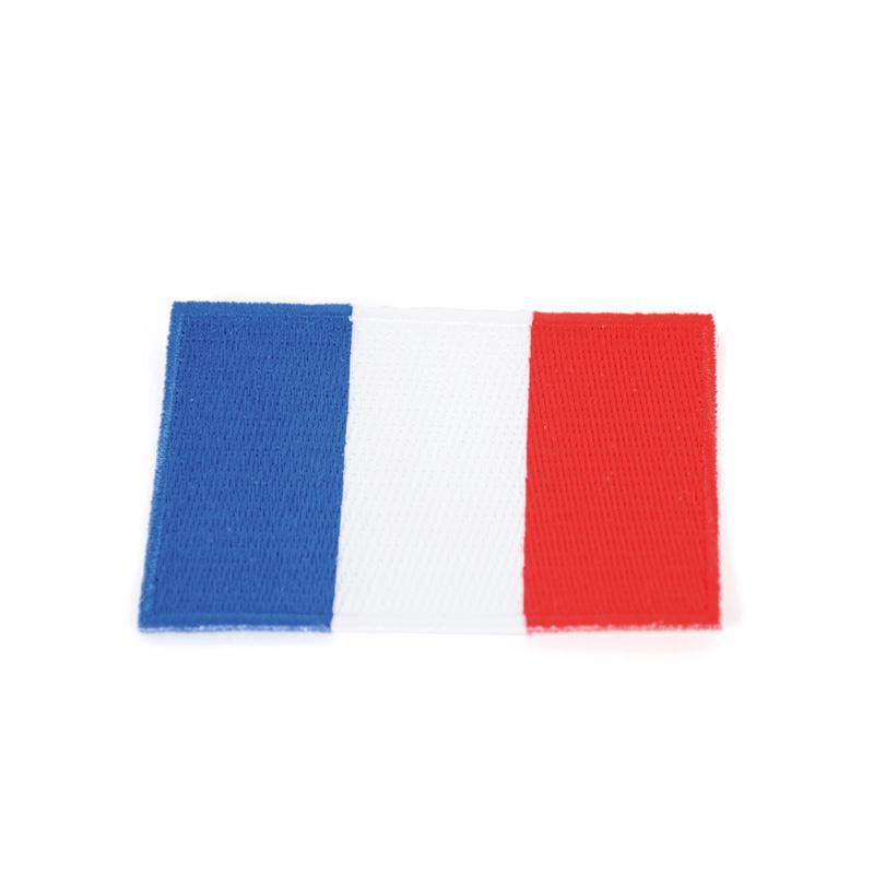Aufnäherflagge Frankreich