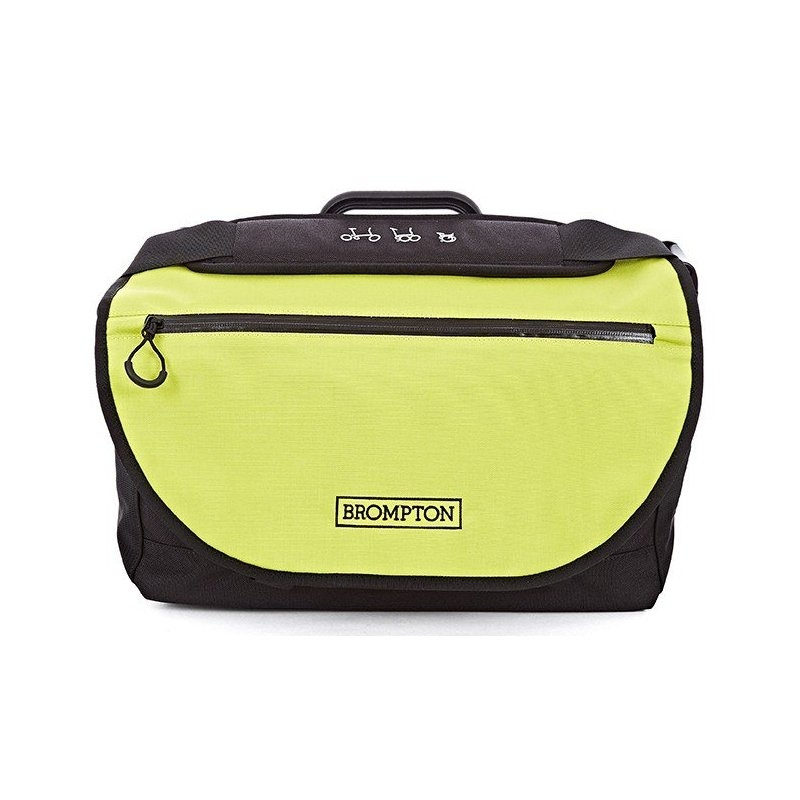 S Bro28 Brompton S Bag Lime
