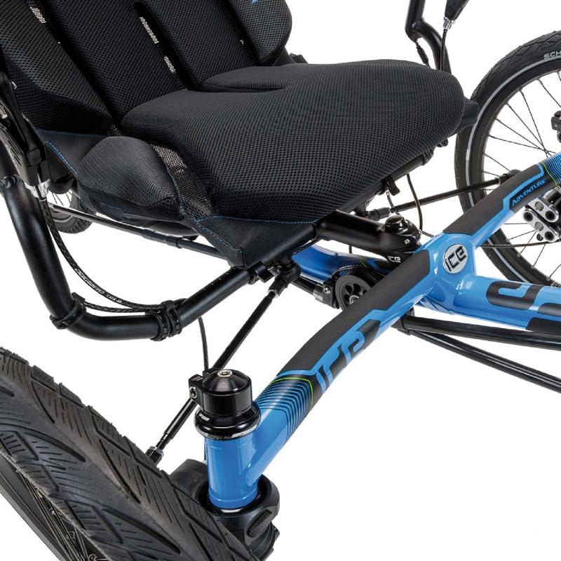 ICE Ergo Luxe Spannsitze
