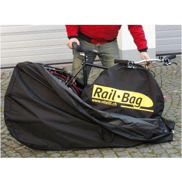 Rail bag