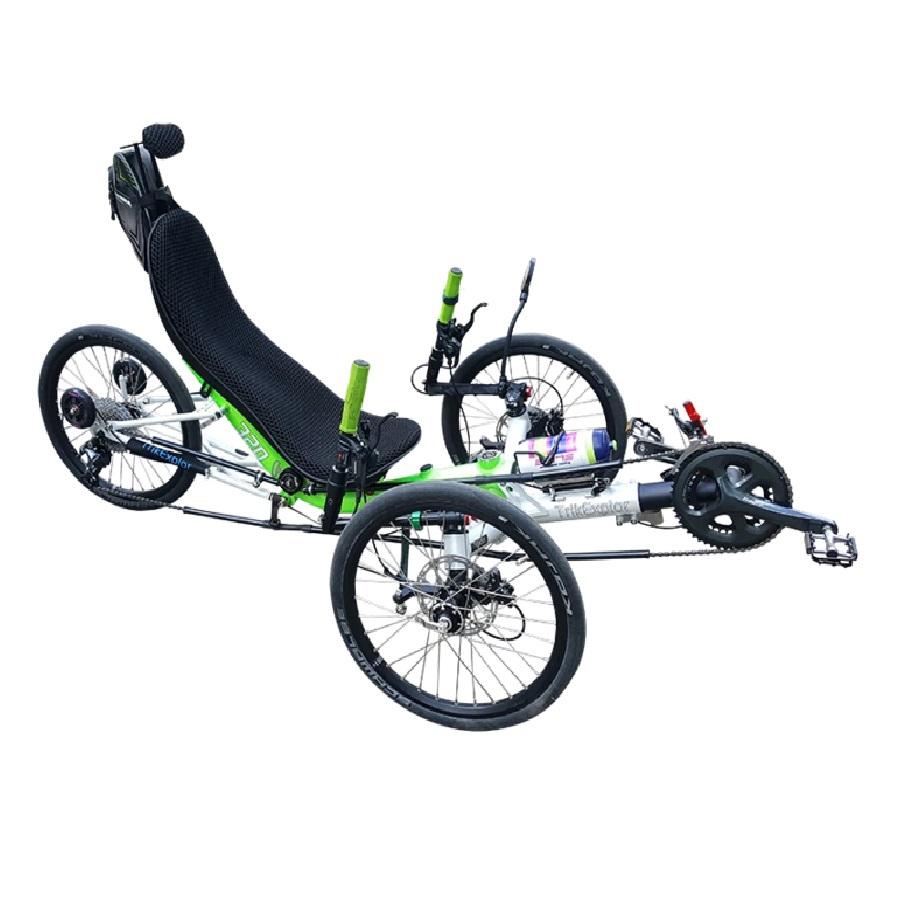 Foldable Trike M320