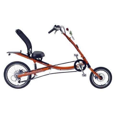 Scooterbike Roadster