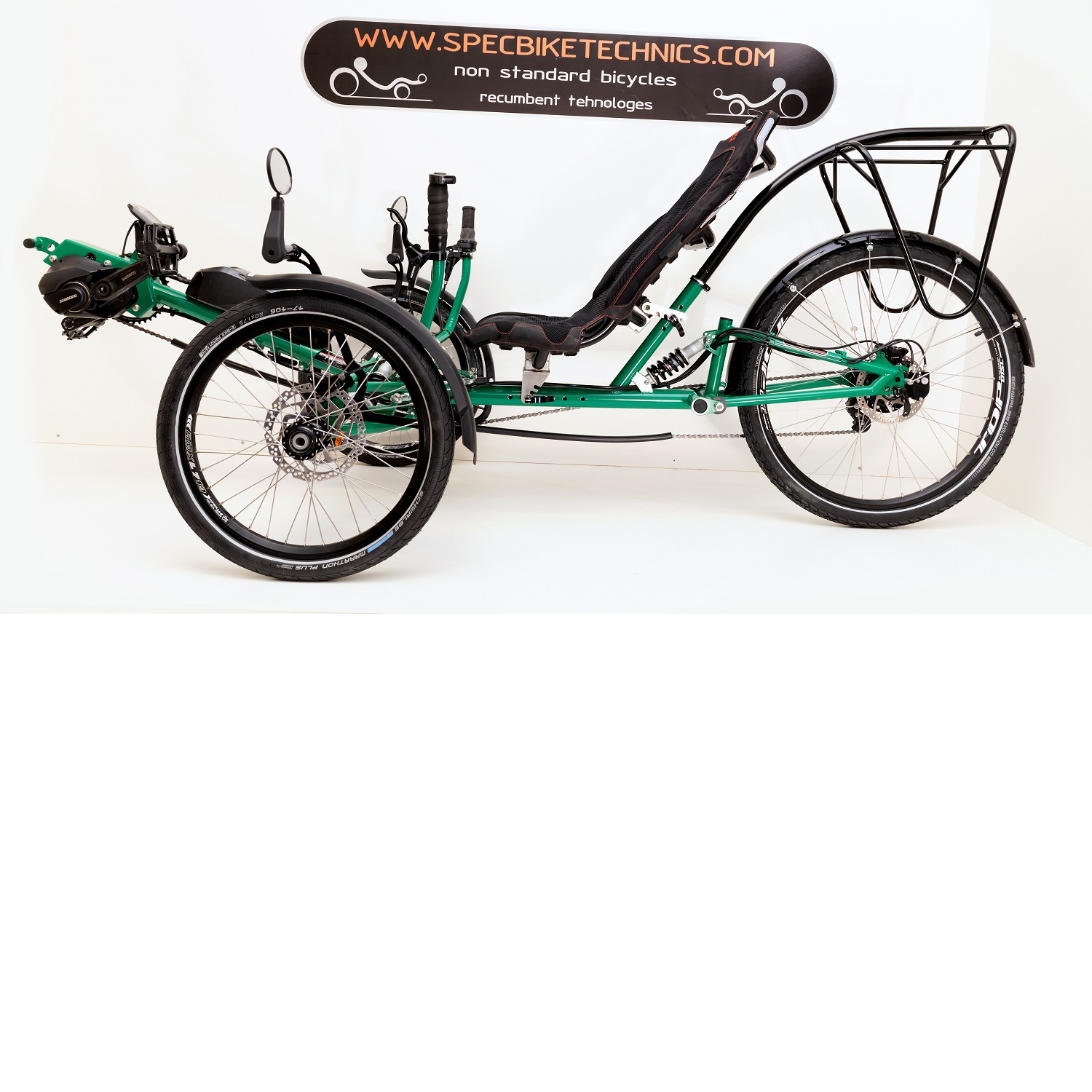 Specbike Electric Tricycle Comfort