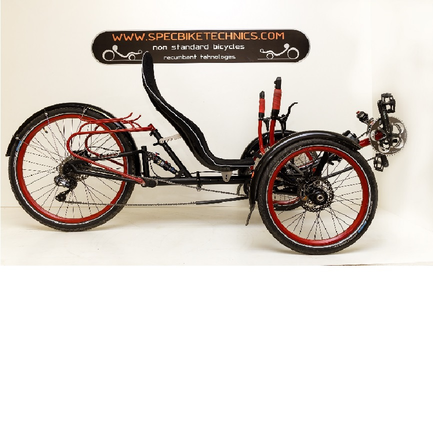 Specbike Special edition D12 Comfort
