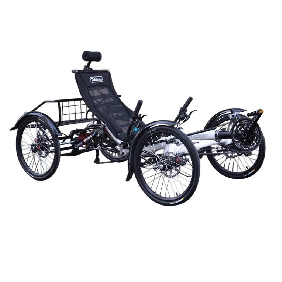 TrikExplor Lond Distancec Touring Trike 326